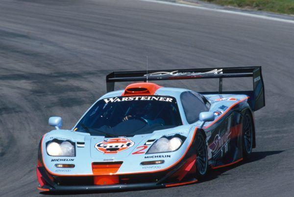 1997 McLaren F1 GTR