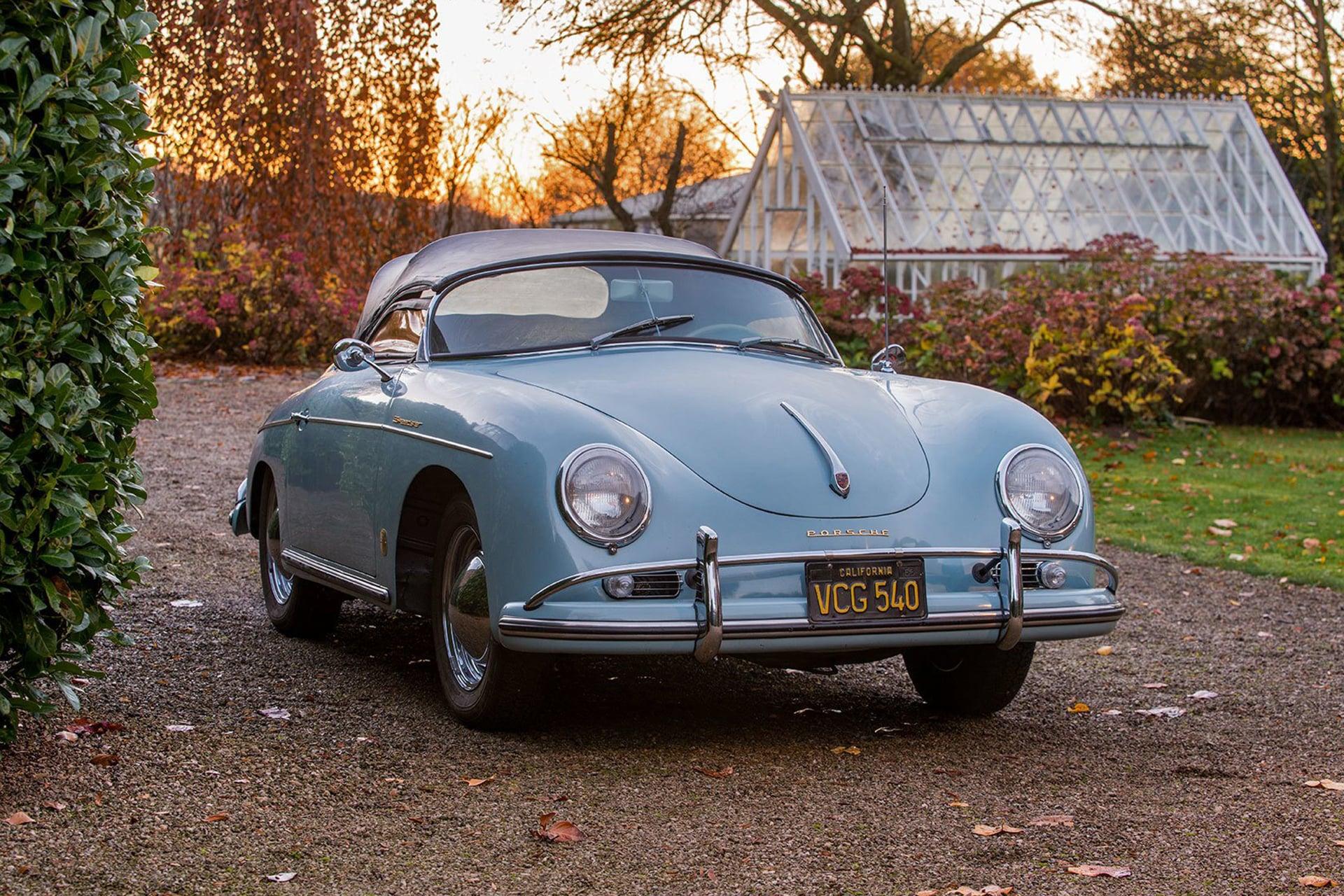 1958 Porsche 356 A T2 Speedster