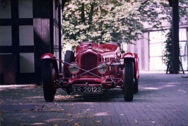 1931 Alfa Romeo 8C Monza