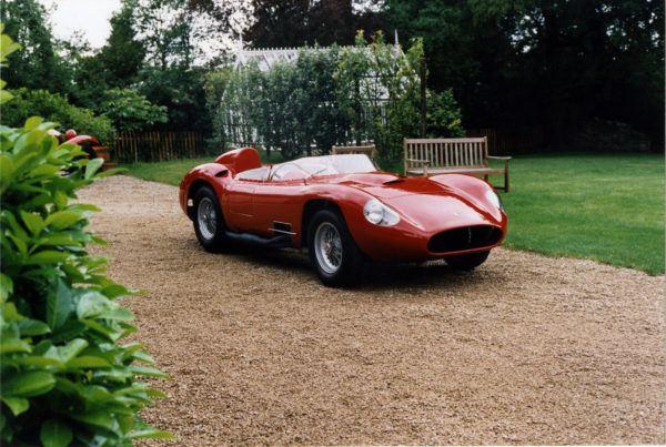 1958 Maserati 450S
